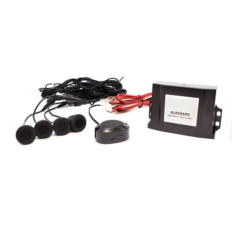 Bumper Parking Sensor System – Rubber Rear ALRS94RR