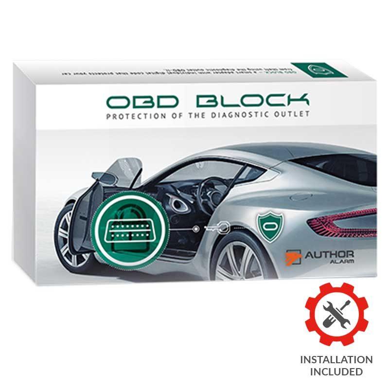 IGLA OBD Block